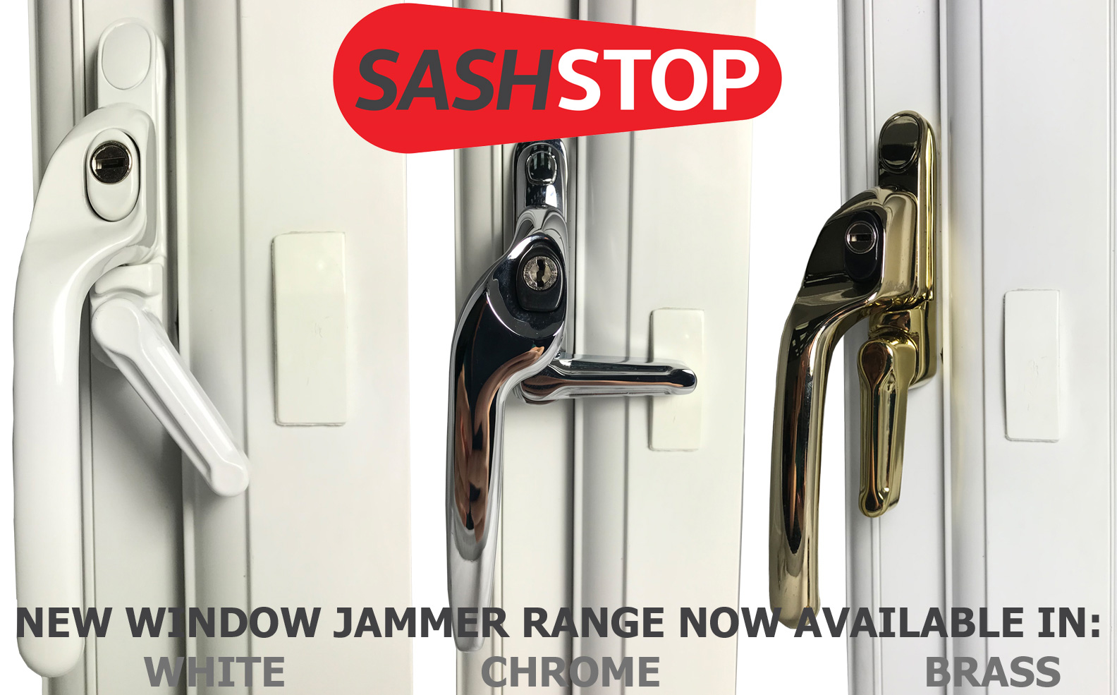 SASHSTOP Window Jammer Range